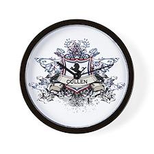 Cullen Crest Wall Clock