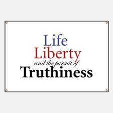 Cute Truthiness Banner