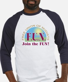 Join the F.U.N. - Baseball Jersey