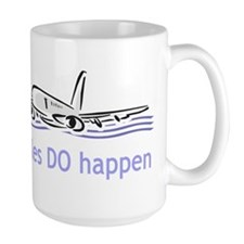 Miracle Plane Mug