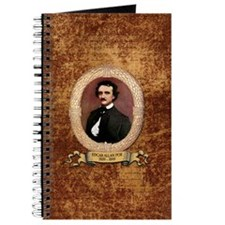 Poe Portrait Journal