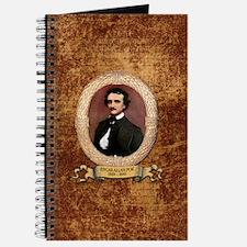 Poe Portrait Journal