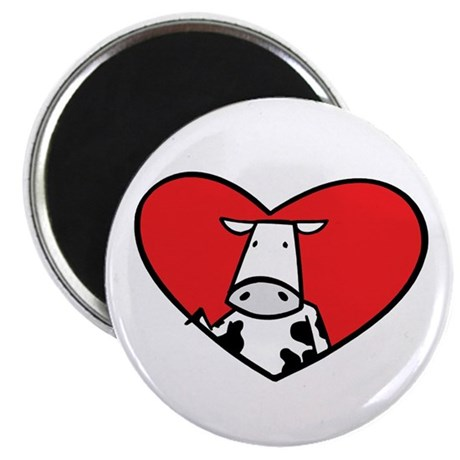 Love Cow Magnet