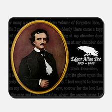 Poe Raven Mousepad