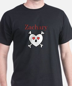 Zachary - Valentine Pirate T-Shirt