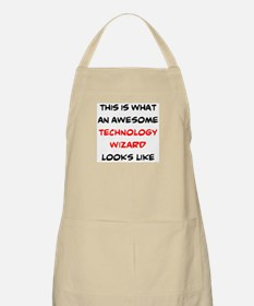 awesome technology wizard Light Apron