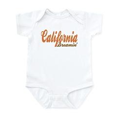 California Dreamin' Infant Bodysuit