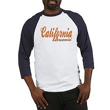 California Dreamin' Baseball Jersey