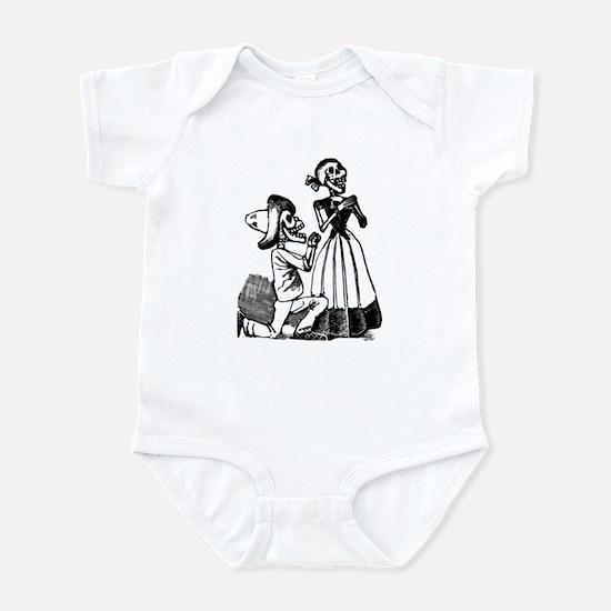 Calaveras Corrompidas Infant Bodysuit