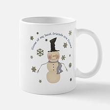 Cute Snowman Mug