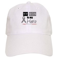 Brain Cancer Son Baseball Cap