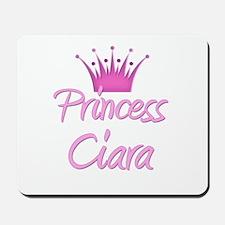 Princess Ciara Mousepad
