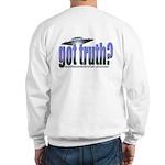 Got Truth? Blue Sweatshirt
