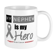 Brain Cancer Nephew Mug