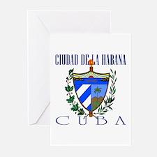 Ciudad de La Habana Greeting Cards (Pk of 10)