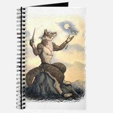 Wolf Magic Journal