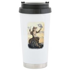 Wolf Magic Travel Mug