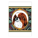 Japanese chin Postcards
