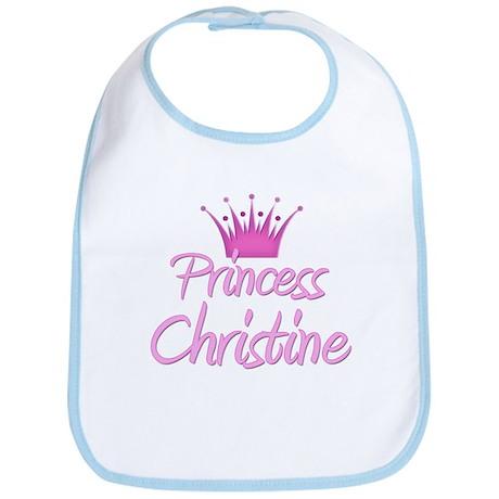 Princess Christine Bib
