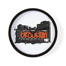 Brooklyn Borough Wall Clock