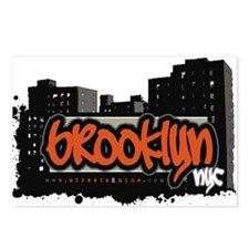 Brooklyn Borough Postcards (Package of 8)