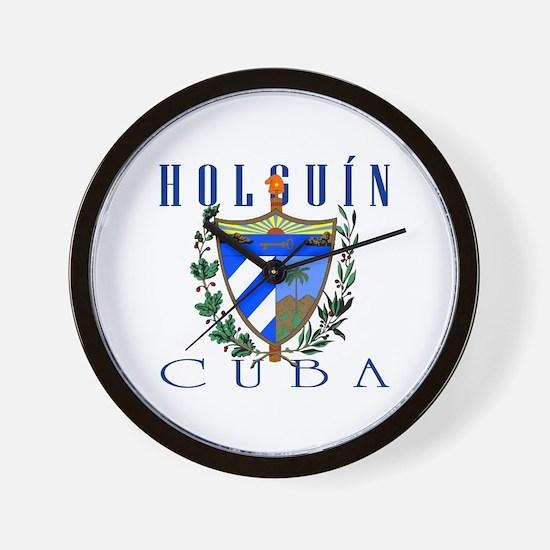 Holguin Wall Clock