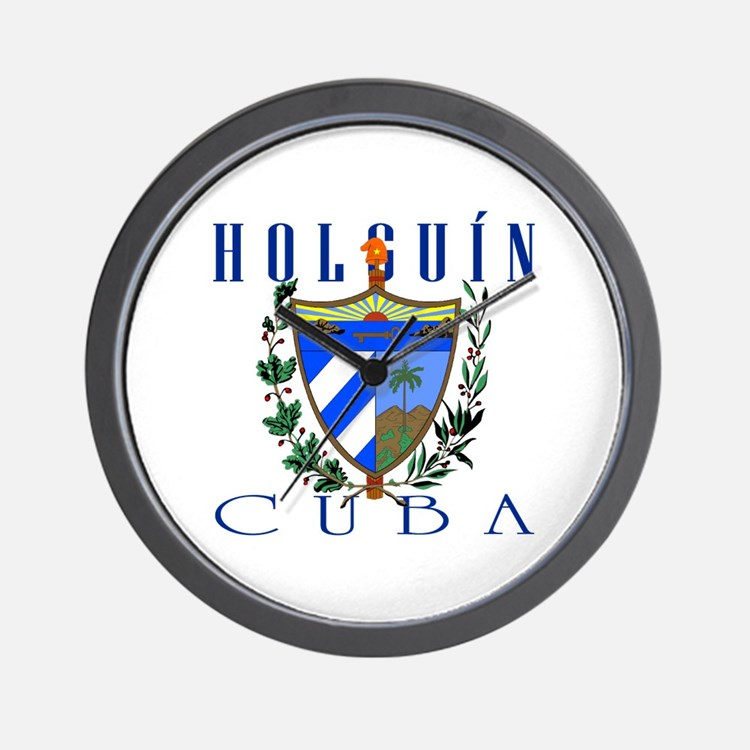 Holguin Wall Clock