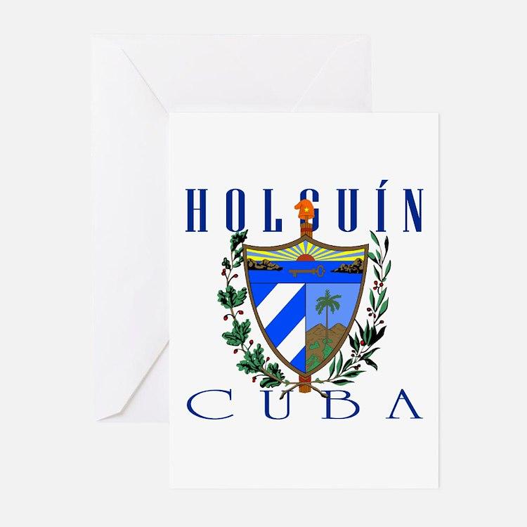 Holguin Greeting Cards (Pk of 10)