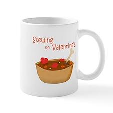 Stewing on Valentine's Mug