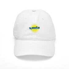 PEACE Glow Baseball Cap