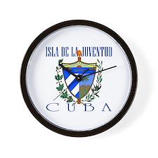 Isla de la Juventud Wall Clock