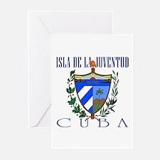 Isla de la Juventud Greeting Cards (Pk of 10)