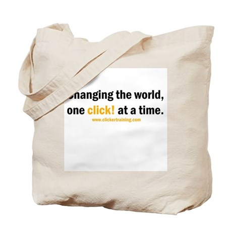 Changing the World... Tote Bag