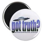 Got Truth? Blue Magnet