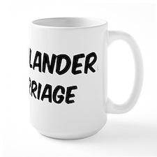 New Zealander by marriage Mug