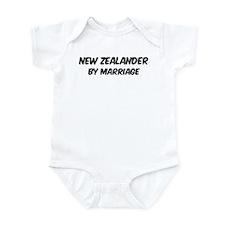 New Zealander by marriage Onesie