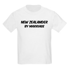 New Zealander by marriage T-Shirt