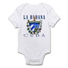 La Habana Infant Bodysuit