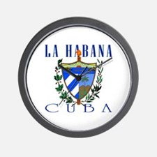 La Habana Wall Clock