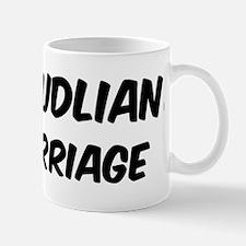 Liverpudlian by marriage Mug