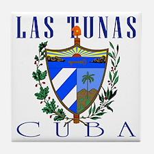 Las Tunas Tile Coaster