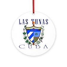 Las Tunas Ornament (Round)