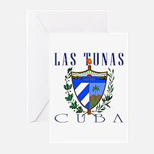 Las Tunas Greeting Cards (Pk of 10)