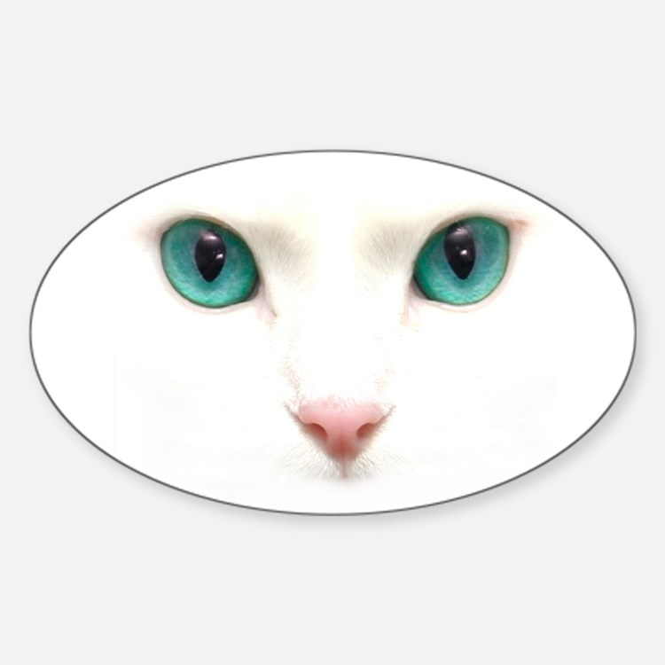 Krissy Oval Decal