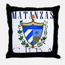 Matanzas Throw Pillow