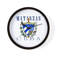 Matanzas Wall Clock