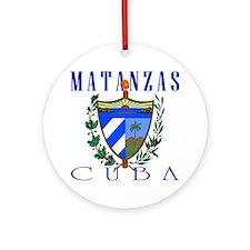 Matanzas Ornament (Round)