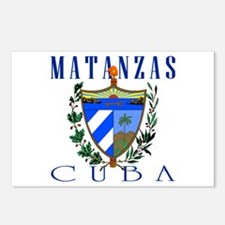 Matanzas Postcards (Package of 8)