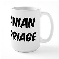 Jordanian by marriage Mug