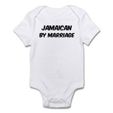 Jamaican by marriage Onesie